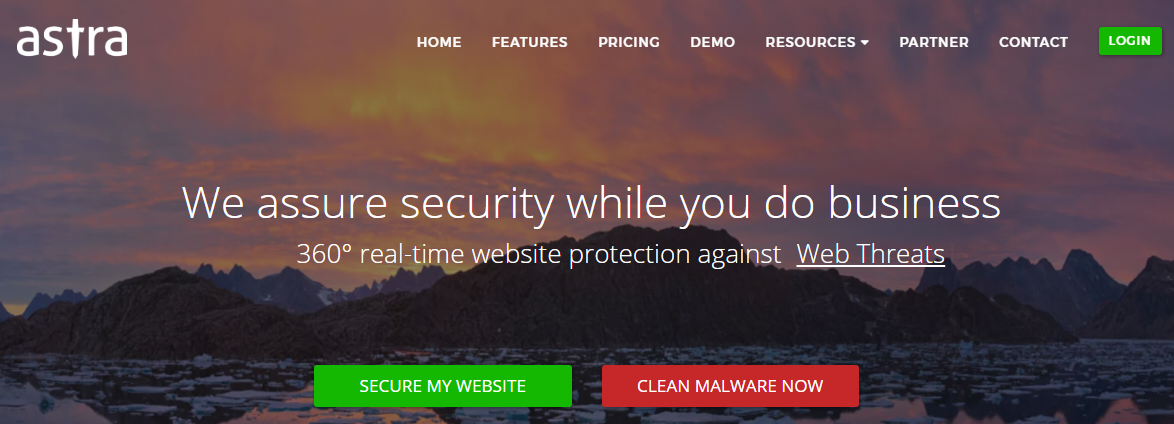 Astra Web Security WordPress plugin
