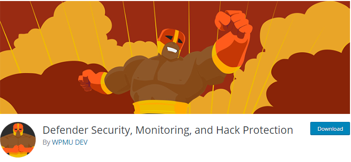 Defender WordPress site security plugin