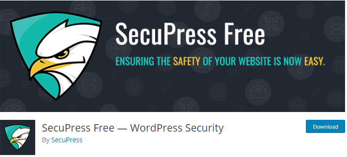 SecuPress WordPress website security plugins