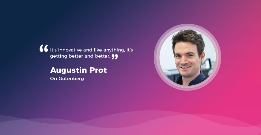 Interview Augustin Prot