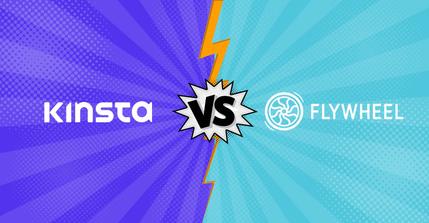 Kinsta vs Flywheel Comparison
