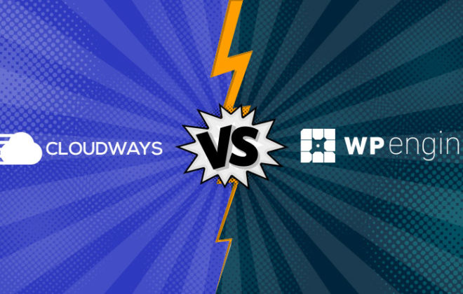 Cloudways vs WP Engine