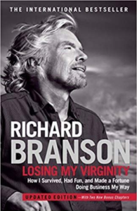 Losing my Virginity Book