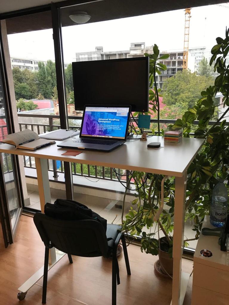 workspaces of marius