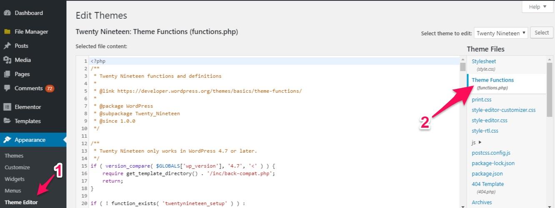 Create a Custom Login, Registration, & Password Page in WordPress 19