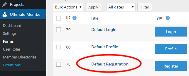 Create a Custom Login, Registration, & Password Page in WordPress 15