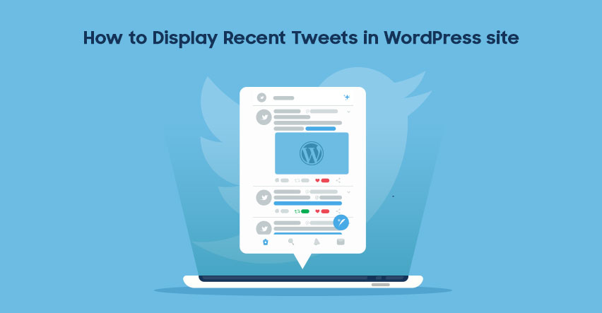 twitter feed wordpress