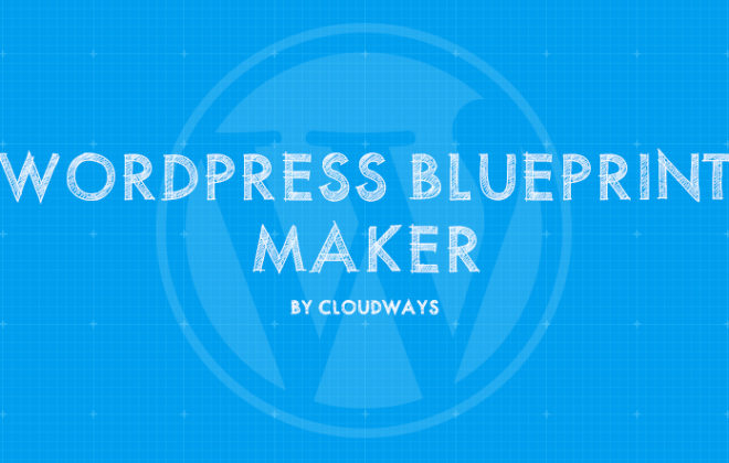 wordpress blueprint maker