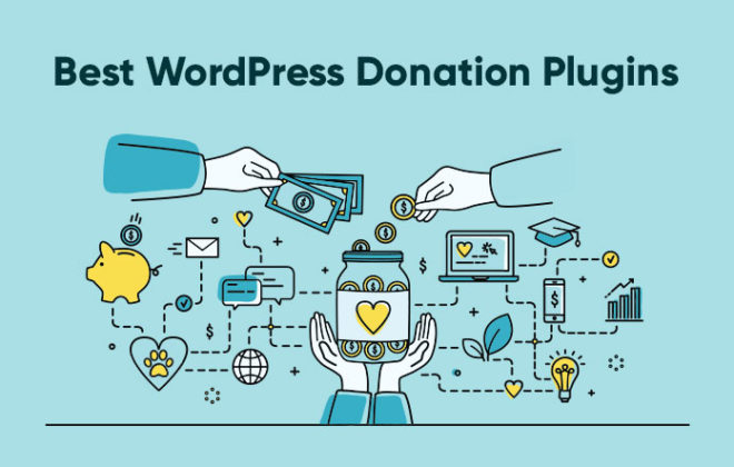 best WordPress donation Plugins