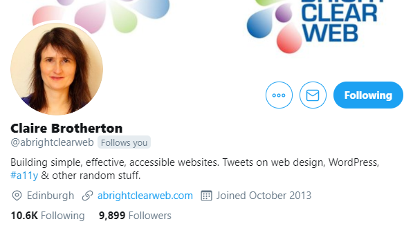 claiare-brotherton WordPress Superheroes To Follow in 2020 [With Exclusive Tips From Some Influencers] WPDev News  Interviews|influencers 2020|WordPress|wordpress influencers