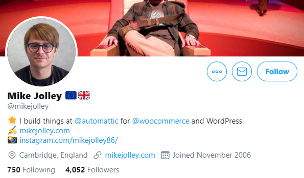 mike-joley WordPress Superheroes To Follow in 2020 [With Exclusive Tips From Some Influencers] WPDev News  Interviews|influencers 2020|WordPress|wordpress influencers