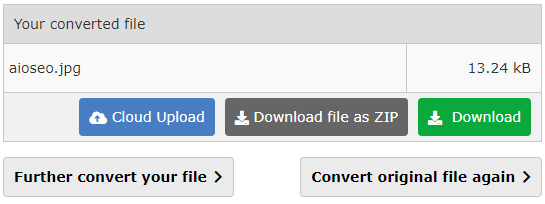 convert file to JPG format